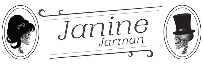 Name Tags - LA - Janine